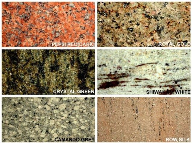 Granite Color Choices 3
