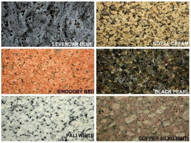 Granite Color Choices 4