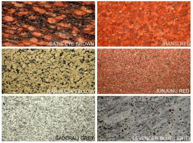 Granite Color Choices 5