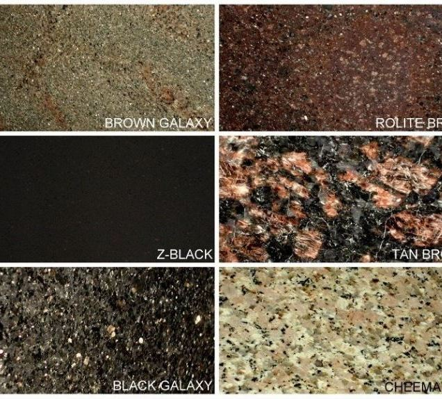 Granite Color Choices 6