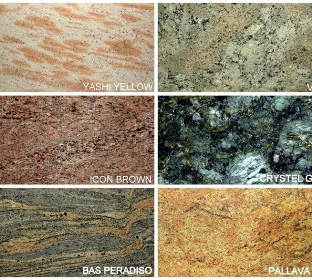 Granite Color Choices 7