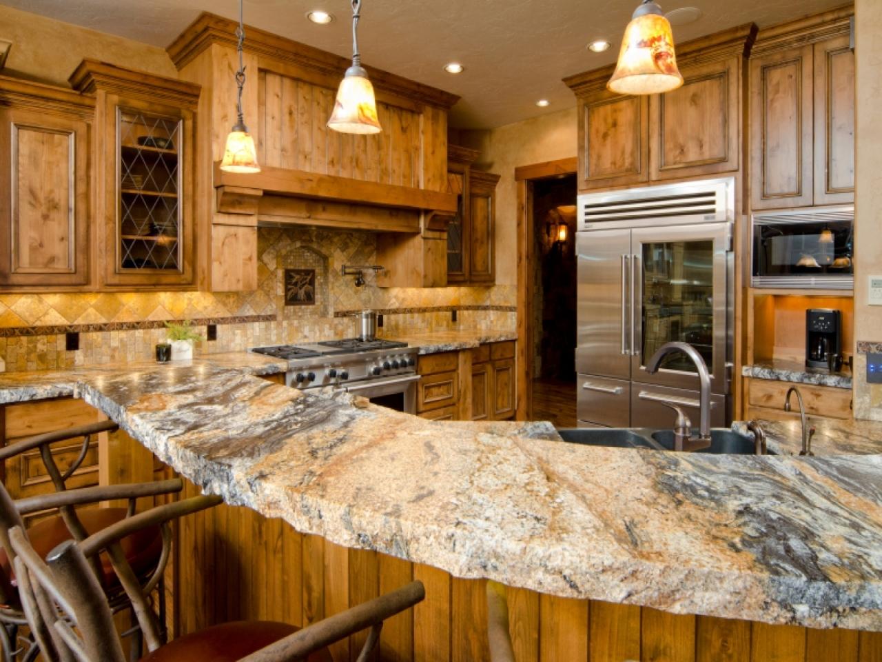 Kitchen Countertops Ideas amp Photos  Granite Quartz Laminate